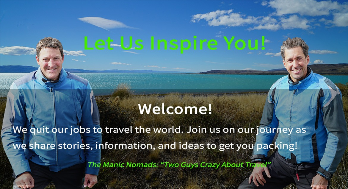 The Manic Nomads Home Page Introduction